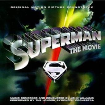 Superman soundtrack