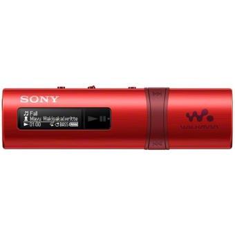 Sony MP3 Walkman NWZ-B183FR 4GB Vermelho