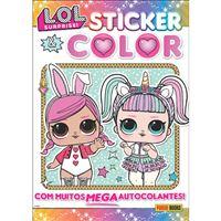 Lol Surprise Sticker Color