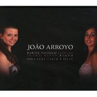 Obra Para Canto e Piano - João Arroyo