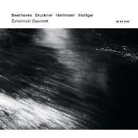 Beethoven, Bruckner, Hartmann & Holliger | String Quartets (2CD)