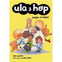 Ula y hop juegan al futbol-ula y ho