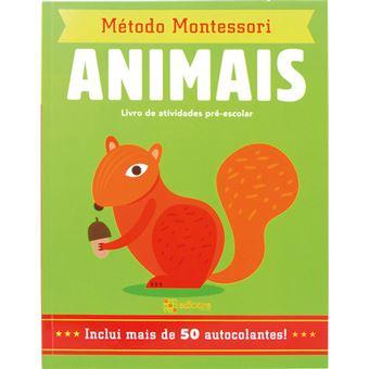 Método Montessori: Animais