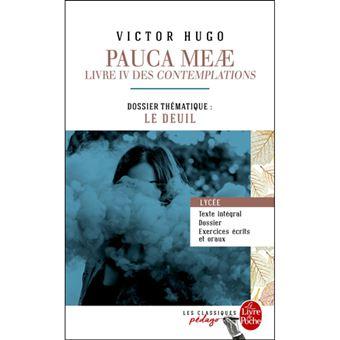 Les Contemplations - Livre 4: Pauca Meae