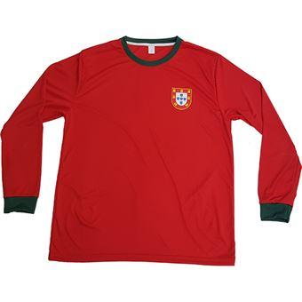 Camisola Seleção de Portugal - Mundial de 1966 - L