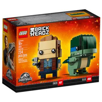 LEGO BrickHeadz 41614 Owen and Blue