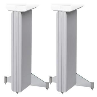 Q Acoustics Stand Par Suporte Concept 20 Branco Lacado