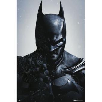 Poster Batman Busto
