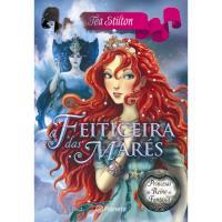 Princesas do Reino da Fantasia - Livro 7: A Feiticeira das Marés