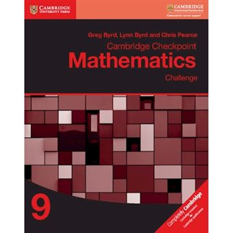 Cambridge checkpoint mathematics ch