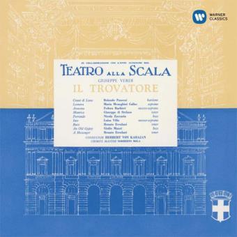 Verdi: Il Trovatore - CD