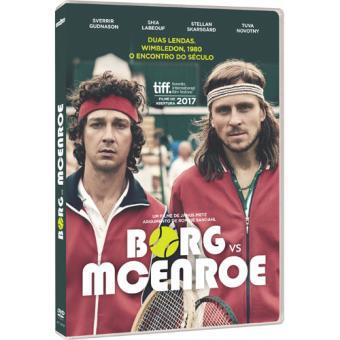 Borg Vs. McEnroe (DVD)