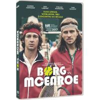 Borg Vs. McEnroe (DVD)