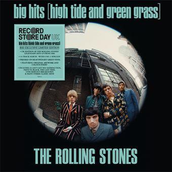 High Tide & Green Grass: Big Hits Vol 1 - LP 12''