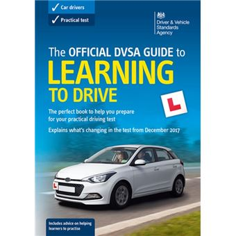 Official dvsa guide to learning to