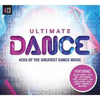 Ultimate... Dance (4CD)
