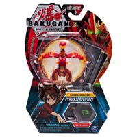 Bakugan: Battle Planet Pack Deluxe - Concentra - Envio Aleatório