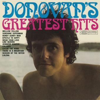 Greatest Hits (1969) - LP 12''