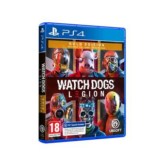 Watch Dogs: Legion - Gold Edition - PS4