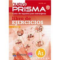 Nuevo Prisma Espanhol Nível A1 - Cuaderno de Ejercicios