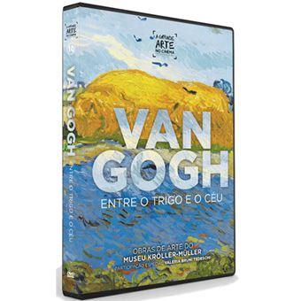 Van Gogh: Entre o Trigo e o Céu - DVD