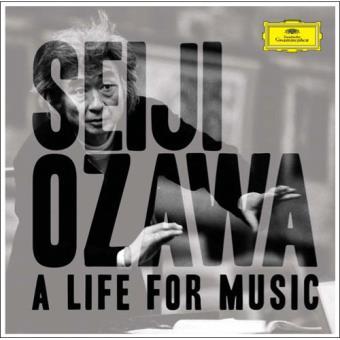 Seiji Ozawa: A Life for Music - 23CD
