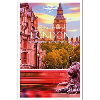 Lonely Planet Best of Guide - London 2019