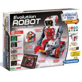 Evolution Robot - Clementoni