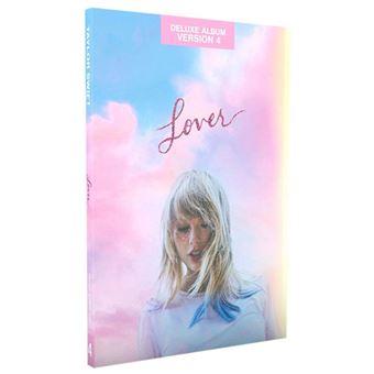 Lover - Deluxe Album Version 4 - CD