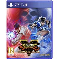 Street Fighter V: Champion Edition - PS4