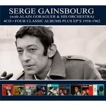 Four Classic Albums Plus EPs 1958-1962 - 4CD