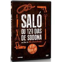 Salò ou Os 120 Dias de Sodoma - DVD