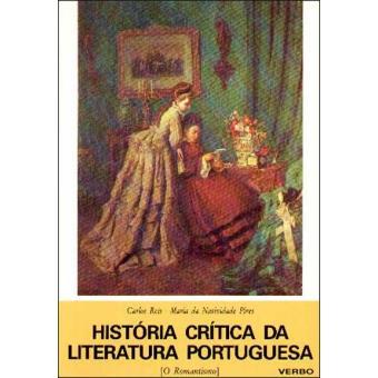 História Crítica da Literatura Portuguesa - Livro 5: Romantismo