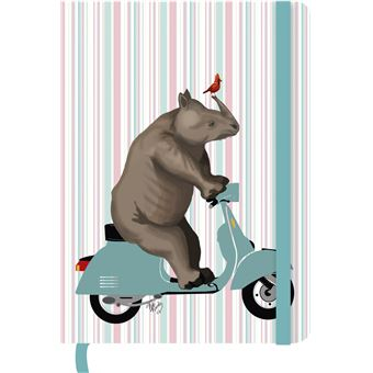 Caderno Teneues - Fab Funky On Wheels A5