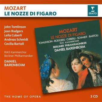 Mozart: Le Nozze di Figaro K492 - 3CD