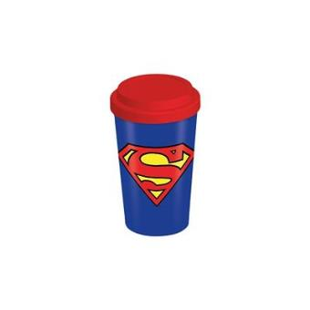 Dc Comic - Superman - Travel Mug