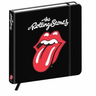 The Rolling Stones: Classic Tongue Notebook