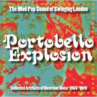 Portobello Explosion (180g) (Limited Numbered Edition) (Colored Vinyl)