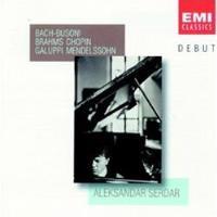 Galuppi/ Chopin/ Mendelssohn/ Brahms/ Bach-Busioni: Piano Works