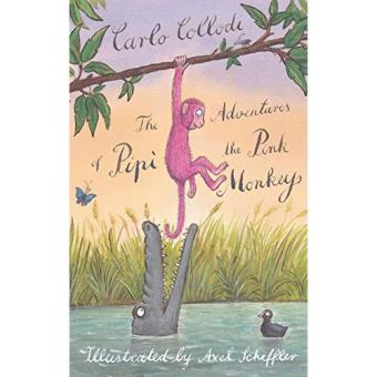 The Adventures of Pipì the Pink Monkey