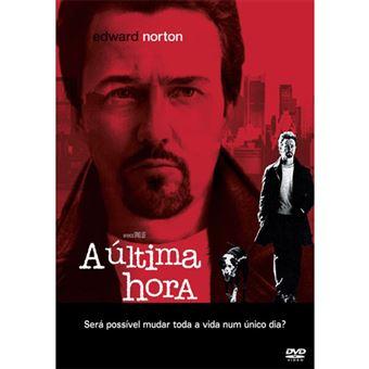A Última Hora - DVD