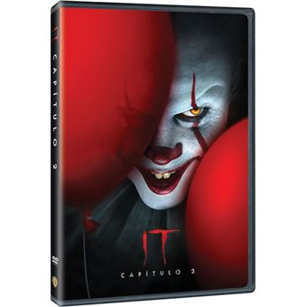 It: Capítulo 2 - DVD