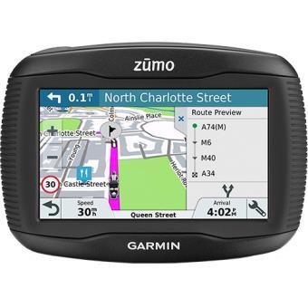 GPS Garmin Zumo 345LM Europa Ocidental