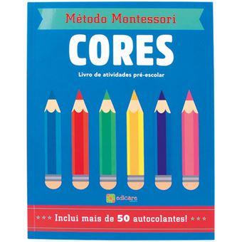 Método Montessori: Cores