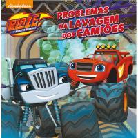 Blaze e as Monster Machines: Problemas na Lavagem dos Camiões