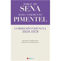 Correspondência 1959-1978 Jorge de Sena - João Pimentel