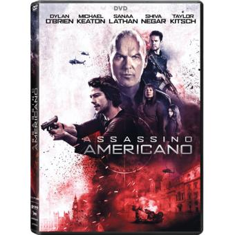 Assassino Americano - DVD