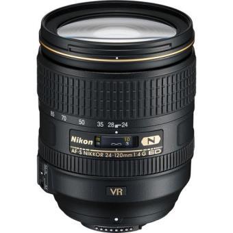 Nikon Objetiva AF-S Nikkor 24-120mm f/4G ED VR