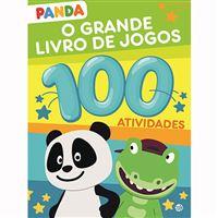 Panda - O Grande Livro de Jogos