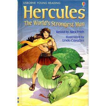 Hercules: the world's strongest man